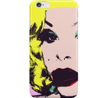 Amanda Lepore iPhone Case/Skin