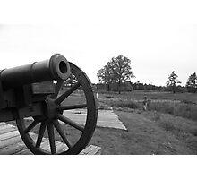 Saratoga Battlefield Photographic Print