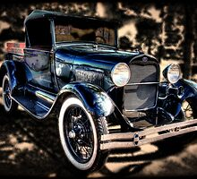 Ford Model A Truck by jmotes