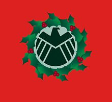 Christmas At S.H.I.E.L.D T-Shirt