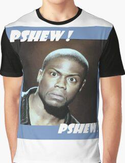 KEVIN HART PSHEW PSHEW Graphic T-Shirt