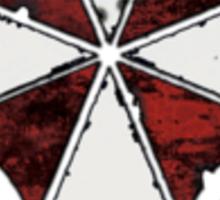 Umbrella Corporation Apparel Hoodie, T-Shirt, or Sticker Sticker