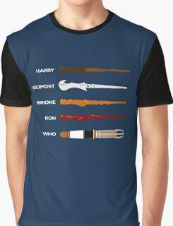 Magic Wands Graphic T-Shirt