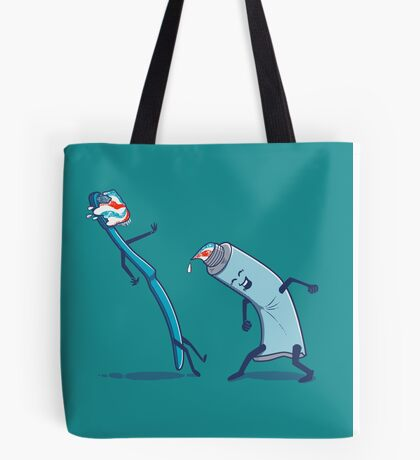 In your face!! Tote Bag