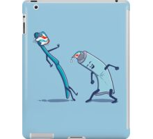 In your face!! iPad Case/Skin