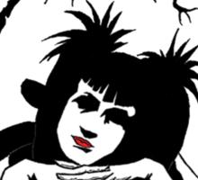 Dracula's Daughter Sticker
