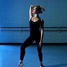 THE DANCER by Daniel Sorine