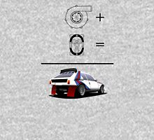 Forced Induction Equation 2 (Black) Unisex T-Shirt