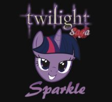 The Superior Form of 'Twilight' Kids Tee