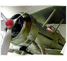 Gloster  Gladiator...........! Poster