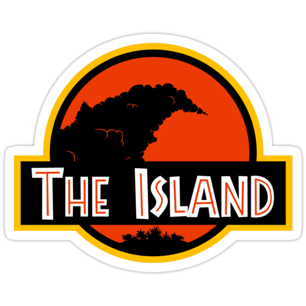 Welcome to THE ISLAND! - Classic by Blair Campbell