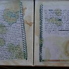 Kurt Cobain Journals Print Set of 2 by GrungeBaby