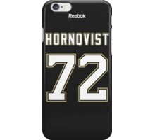 Pittsburgh Penguins Patric Hornqvist Jersey Back Phone Case iPhone Case/Skin