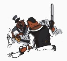 """A """"Grizzly"""" Gentlemans Duel by pbinnsdesign"""