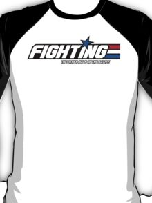 Fighting: The Other Half of the Battle T-Shirt