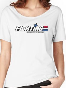 Fighting: The Other Half of the Battle Women's Relaxed Fit T-Shirt