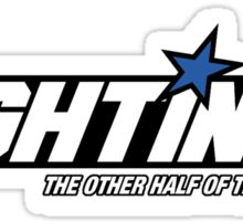 Fighting: The Other Half of the Battle Sticker