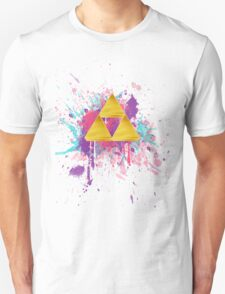 Triforce Splash T-Shirt