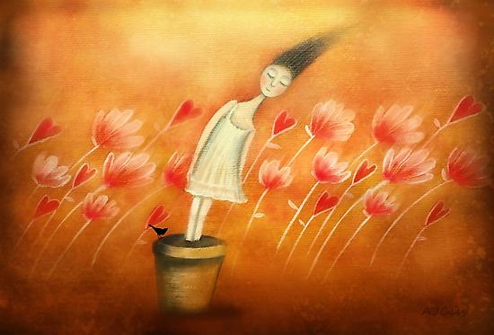 Flourish by Amanda  Cass