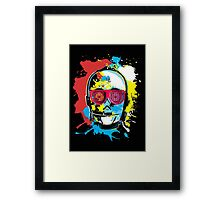 Party Machine Framed Print