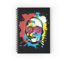 Party Machine Spiral Notebook