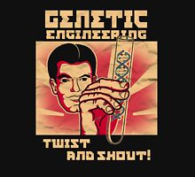 Genetics engineering. Unisex T-Shirt