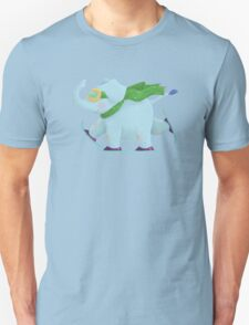 Ski Elephant T-Shirt