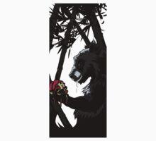 "The ""Were-Panda"" by pbinnsdesign"