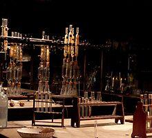 Thomas Edison Laboratory by phil decocco