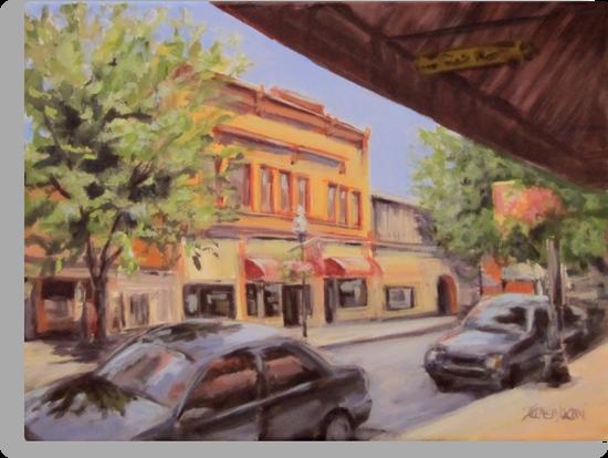 Jackson Street by Karen Ilari