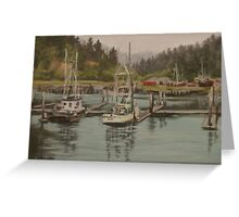 Winchester Bay Greeting Card
