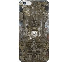 Steampunk Space Transport iPhone Case/Skin