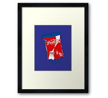 Dracola Classic. Framed Print