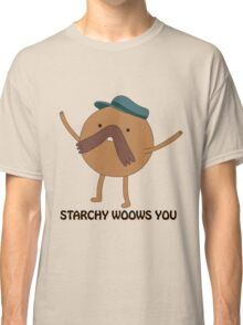 Adventure Time - Starchy 2 Classic T-Shirt