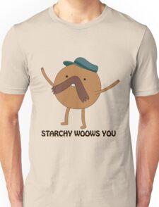 Adventure Time - Starchy 2 Unisex T-Shirt