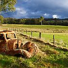 Times Gone By, Tumbarumba, New South Wales, Australia by Michael Boniwell