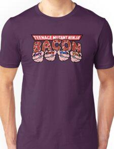 Teenage Mutant Ninja Bacon  Unisex T-Shirt