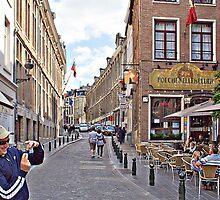 STREET OF LEUVEN by GDhillon
