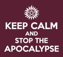 KEEP CALM: ASTA T-Shirt