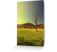 Lucid Dream Greeting Card