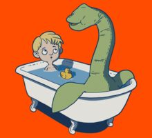 There's something in my bath!! Kids Clothes