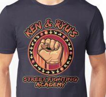 Ken and Ryu's Martial Arts Academy  T-Shirt