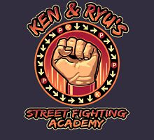 Ken and Ryu's Martial Arts Academy  Unisex T-Shirt