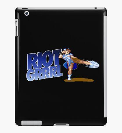 Riot grrrl iPad Case/Skin