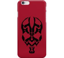 The Maul iPhone Case/Skin
