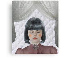 Casket Canvas Print