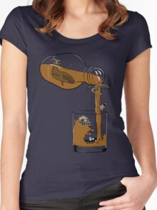 Sailor's delusions. Women's Fitted Scoop T-Shirt