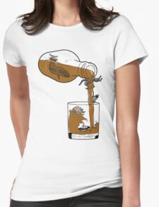 Sailor's delusions. Womens Fitted T-Shirt