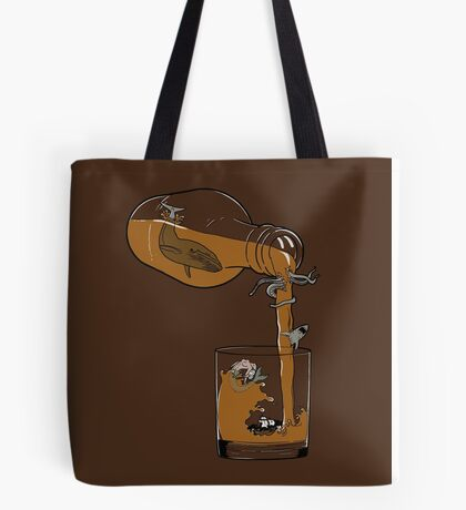 Sailor's delusions. Tote Bag