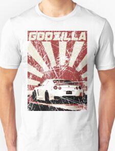 Japan Godzilla - GTR T-Shirt